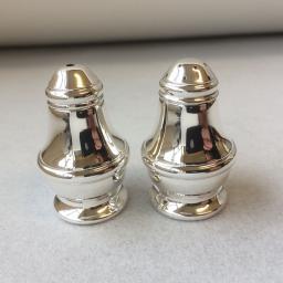 Sterling Silver Mini Salt and Pepper Set