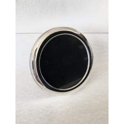 Sterling Silver Round Photo frame