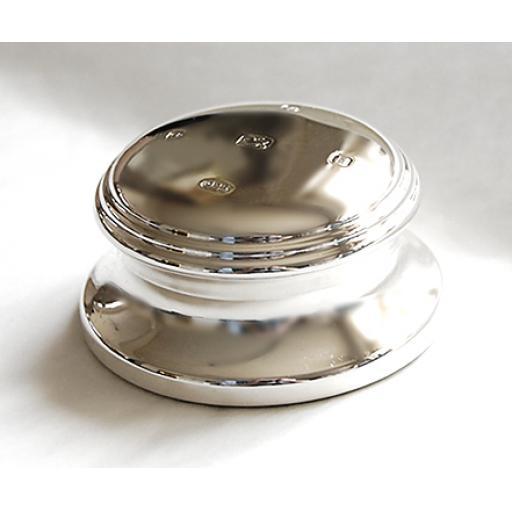 Sterling Silver Display Hallmark Paperweight