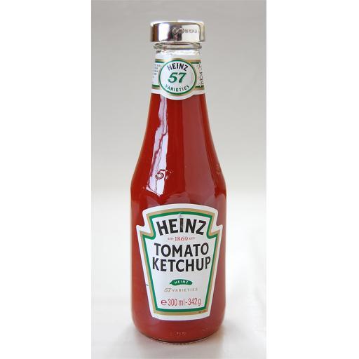 Silver Tomato Ketchup Lids
