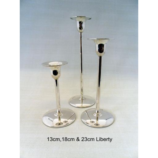 Liberty Candlesticks