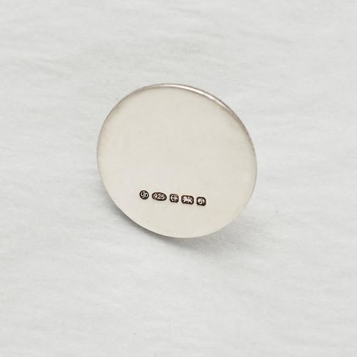 Sterling Silver Golf Ball Marker